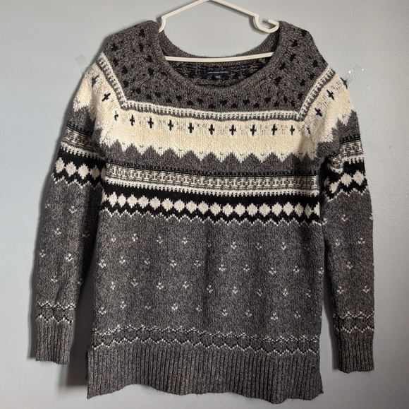 American Eagle Oversized Knit Sweater